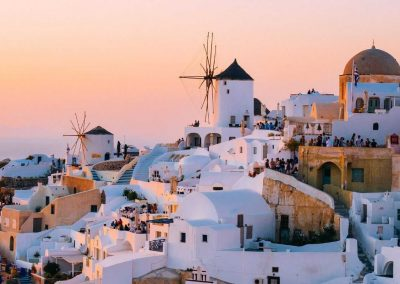 Interrail Greece